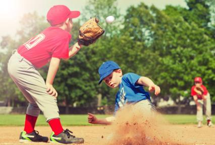 Encourage Your Child to Play Sports Safely