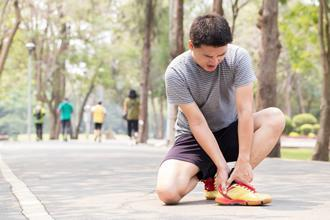 Treating Your Sprained Ankle