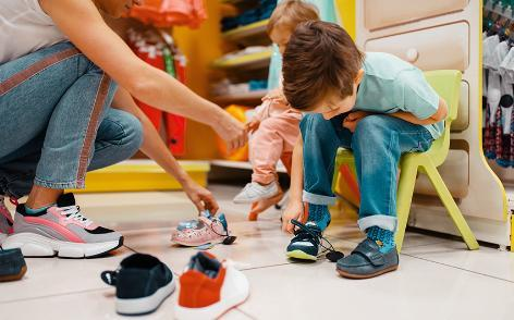 Do Your Homework Before Back-to-School Shoe Shopping
